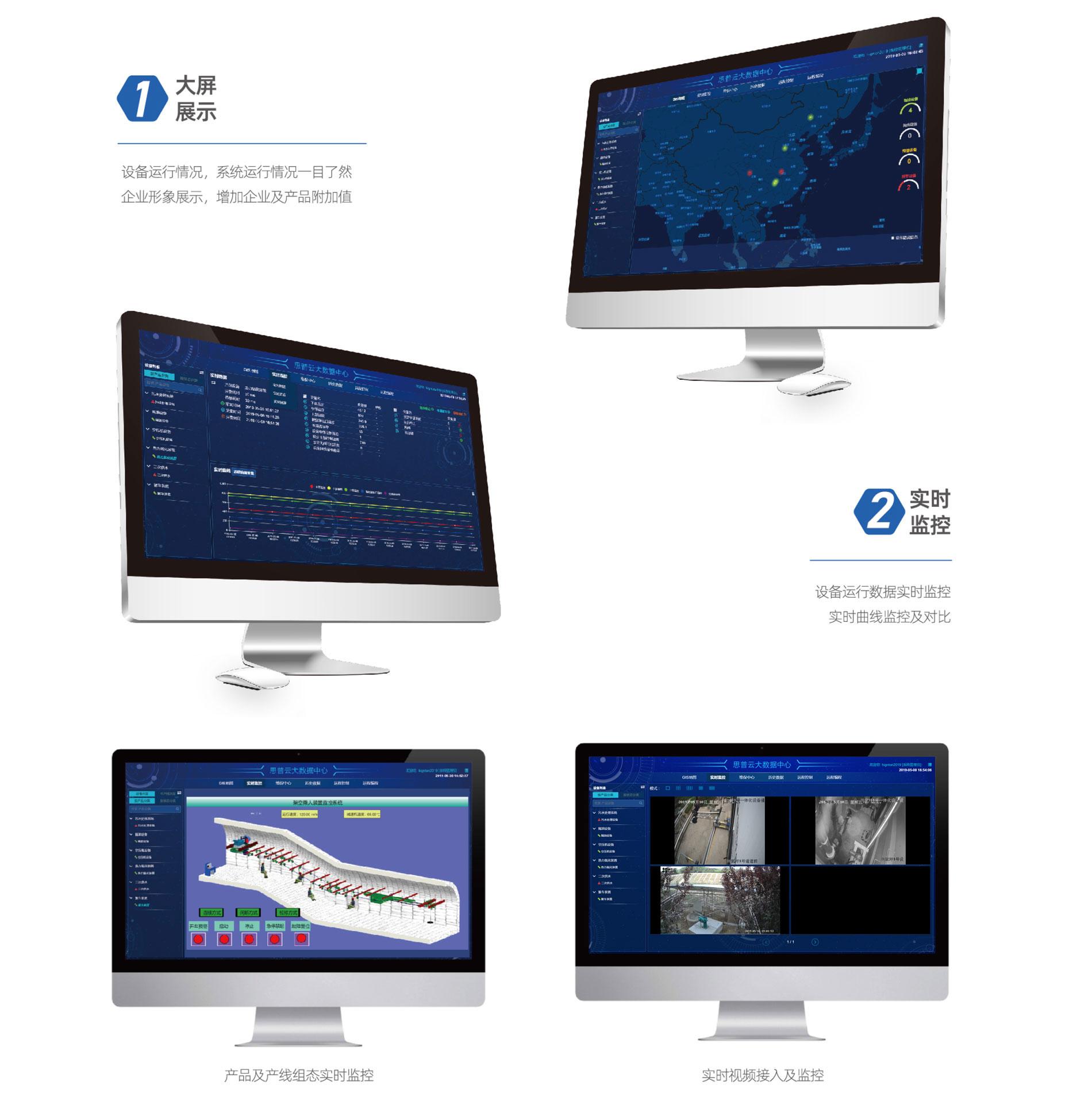 工业设备远程运维系统平台